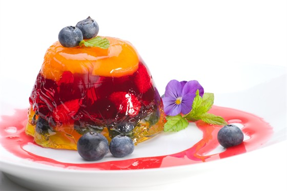 fruktovoe zhele S foto