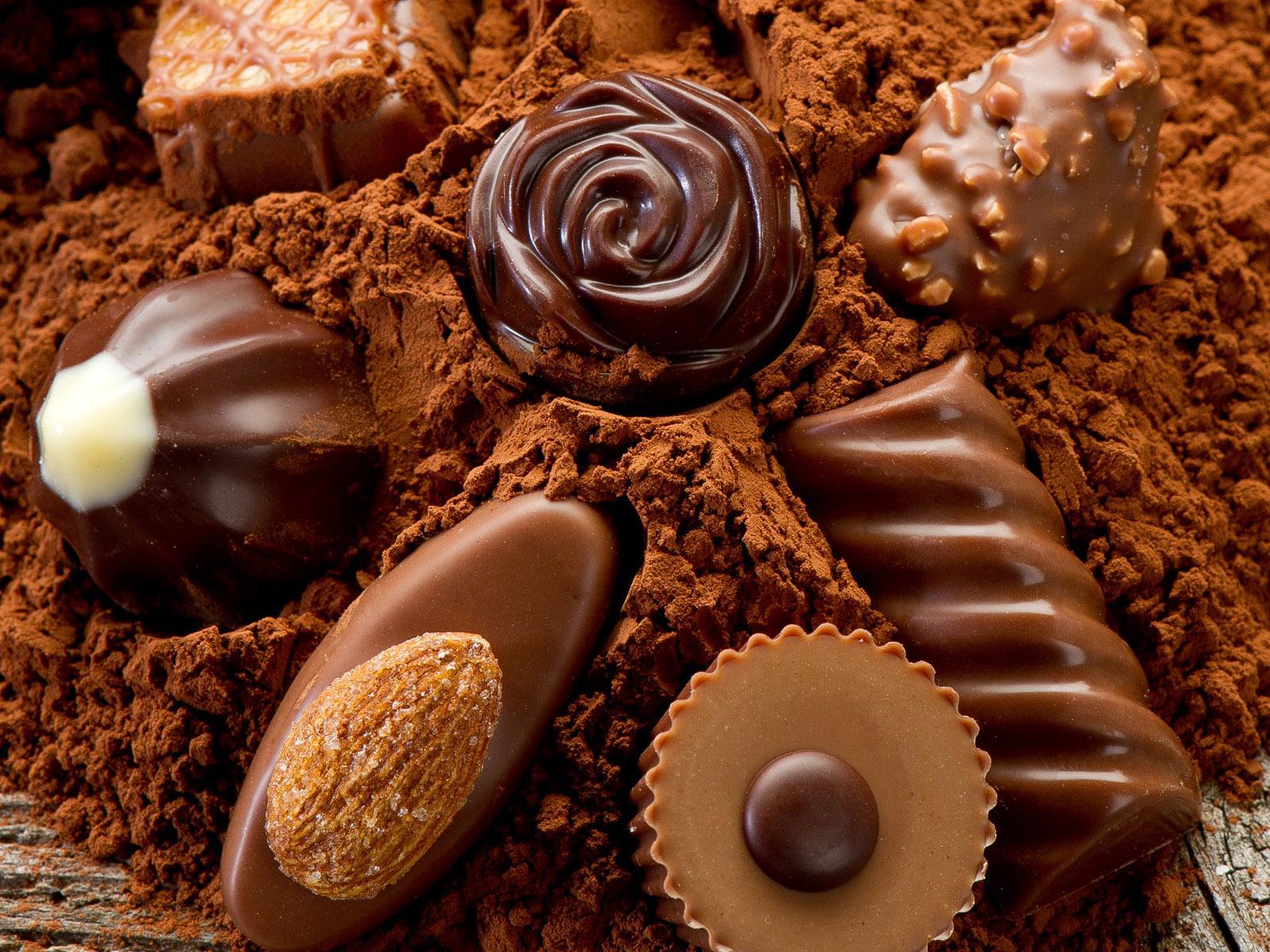 SHokoladnye konfety V kakao 1600x1200