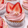 75840527 Strawberry Cupcakes 2  Flickr  Photo Sharing