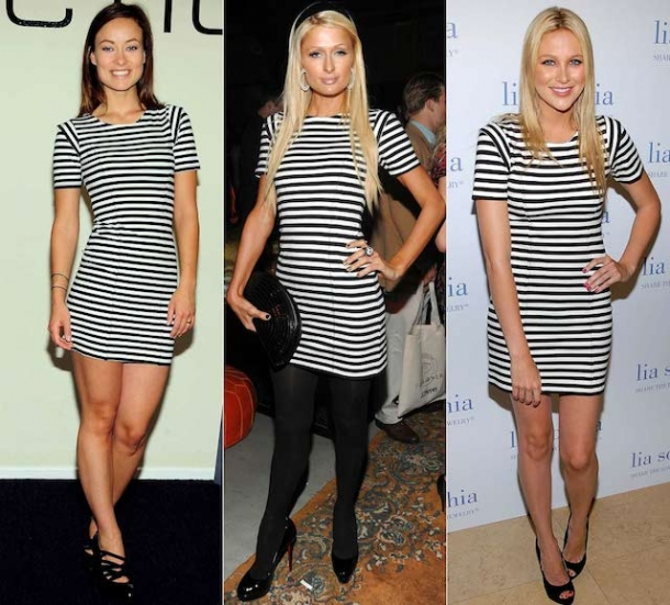 olivia-wilde-paris-hilton-stephanie-pratt-striped-dress-1040bes072310.jpg