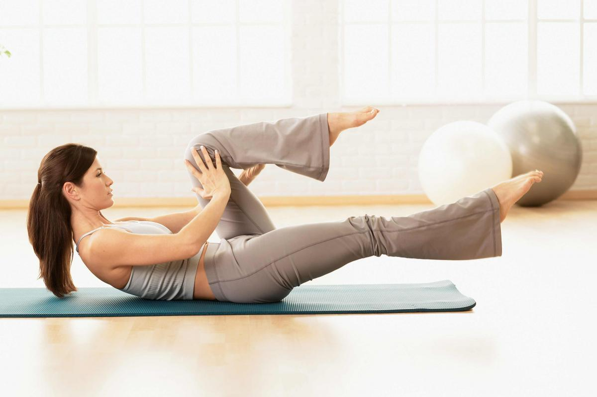 7 упражнений для похудения ног и бедер 56