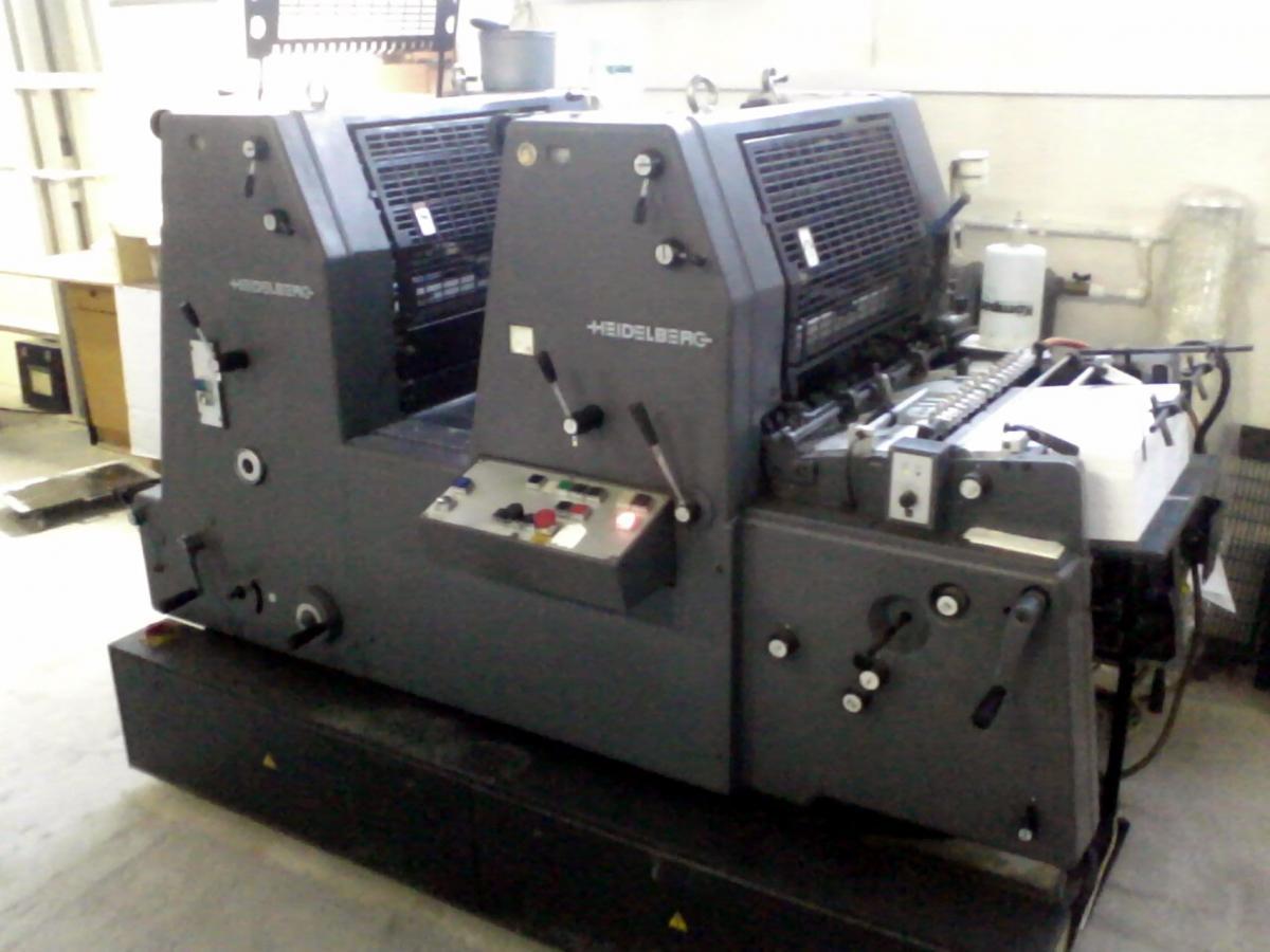 Прикрепленное изображение: Печатная машина HEIDELBERG GTO.jpg