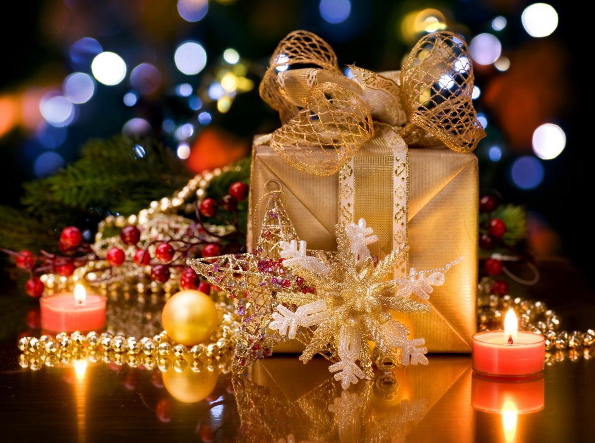 Подарки на новый год всей семье своими